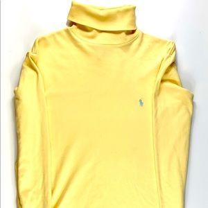 Ralph Lauren turtle neck long sleeve shirt